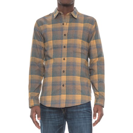 a11b56576c71 Royal Robbins Vintage Performance Plaid Flannel Shirt - UPF 50+, Long  Sleeve (For