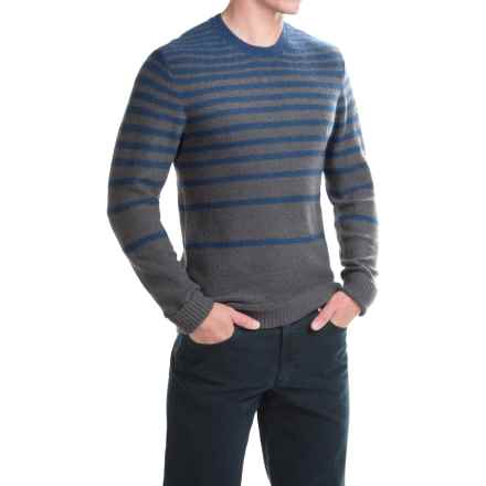 Royal Robbins Voyager Stripe Sweater (For Men) in Deep Blue Moon - Closeouts