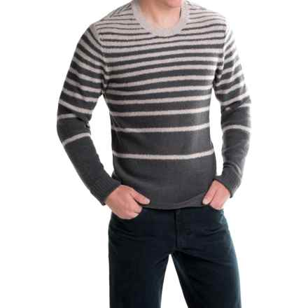 Royal Robbins Voyager Stripe Sweater (For Men) in Light Taupe - Closeouts