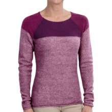Royal Robbins Voyager Sweater (For Women) in Dark Cranberry - Closeouts