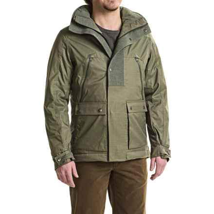 Royal Robbins Weather-All Parka - Insulated (For Men) in Dark Galaxy Green - Closeouts