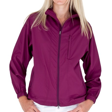 Royal Robbins Windjammer Jacket - UPF 40+ (For Women) in Dark Berry