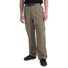 Royal Robbins Zip N' Go Convertible Pants - UPF 50+, Supplex® Nylon (For Men) in Everglade - Closeouts