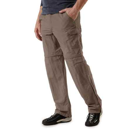 Royal Robbins Zip N' Go Convertible Pants - UPF 50+, Supplex® Nylon (For Men) in Taupe - Closeouts