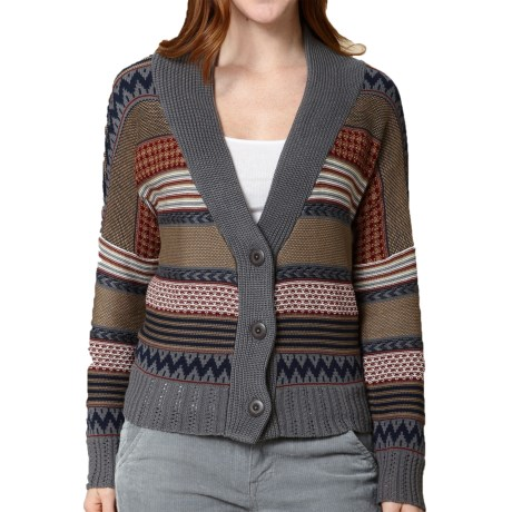 Royal Robbins Zoe Cardigan Sweater - Button Front (For Women)