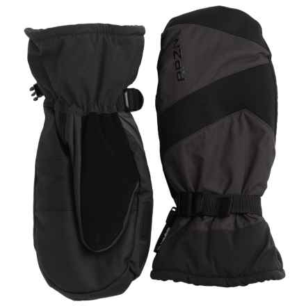 RPZN Core Thinsulate® Mittens - Insulated (For Men) in Black - Closeouts