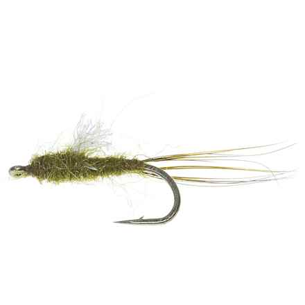 RS-2 Nymph Fly - Dozen in Olive - Closeouts