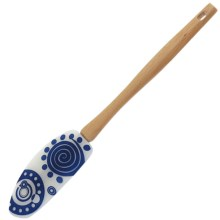 RSVP International Tango Long Spatula in Blue - Overstock