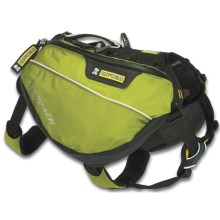 Ruff Wear Approach Dog Pack - XXS in Lichen Green - Closeouts