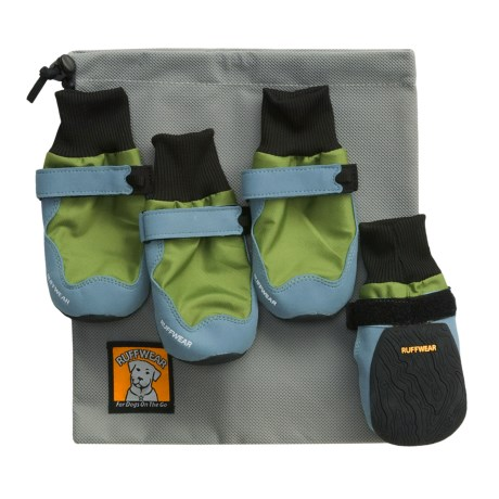 Ruff Wear Bark'n Boots Skyliner Dog Boots - Set of 4