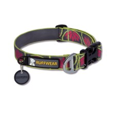Ruff Wear Hoopie Dog Collar in Lotus - Closeouts