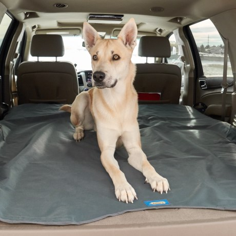 Ruffin' It Cargo Area Protector in Grey