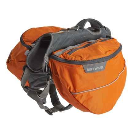 Ruffwear Approach Dog Pack in Campfire Orange - Closeouts