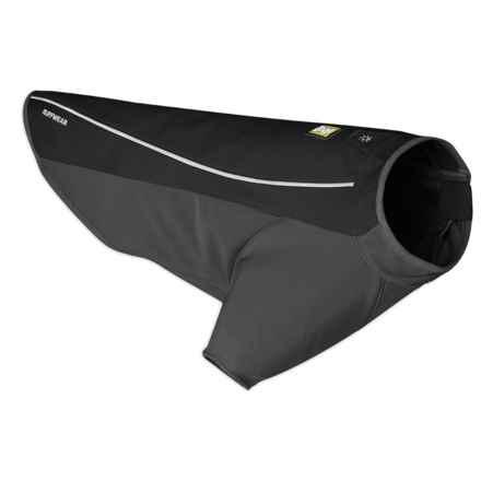 Ruffwear Cloud Chaser Dog Jacket in Obsidian Black - Closeouts