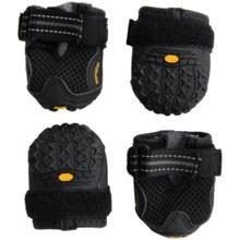 Ruffwear Grip Trex All-Terrain Dog Boots - Set of 4 in Obsidian Black - Closeouts