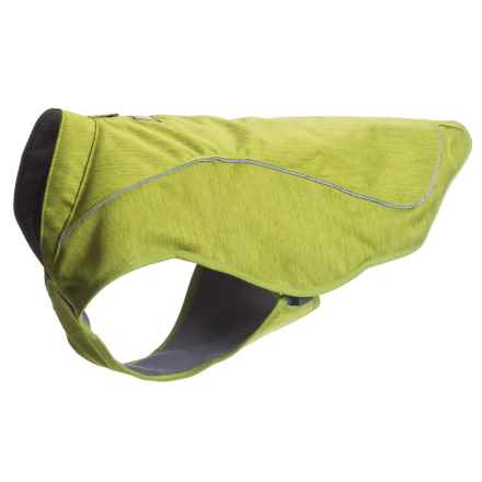 Ruffwear K-9 Overcoat Dog Coat in Forest Green - Closeouts