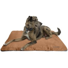 "Ruffwear Mt. Bachelor Pad Dog Bed - Medium, 27x34"" in Trailhead Brown - Closeouts"