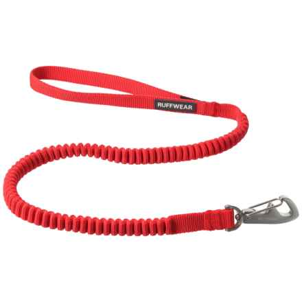 Ruffwear Ridgeline Dog Leash in Red Currant - Closeouts