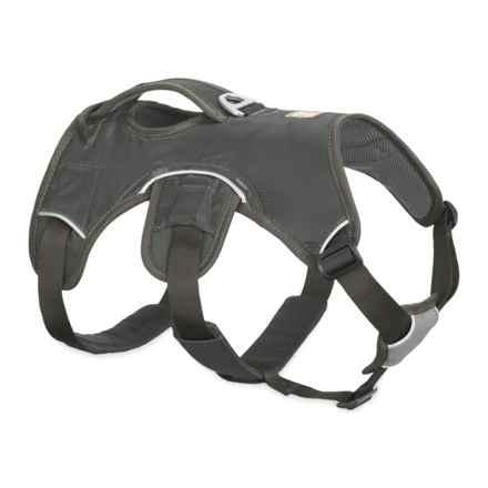 Ruffwear Web Master Dog Harness in Twilight Gray - Closeouts
