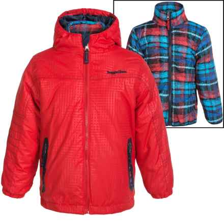 Rugged Bear Systems Winter Jacket - Insulated, 3-in-1 (For Little Boys) in Red - Closeouts