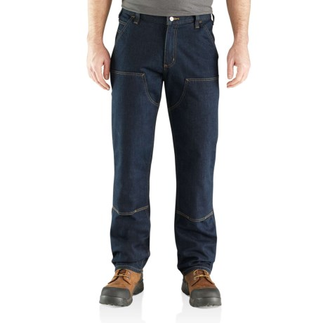 Image of Rugged Flex(R) Double Front Jeans - Relaxed Fit, Factory Seconds (For Men)