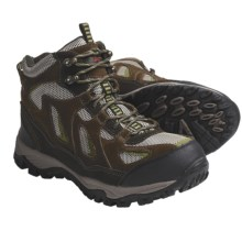 Rugged Shark Approach Mid Hiking Boots - Waterproof, Insulated (For Men) in Taupe/Brown - Closeouts