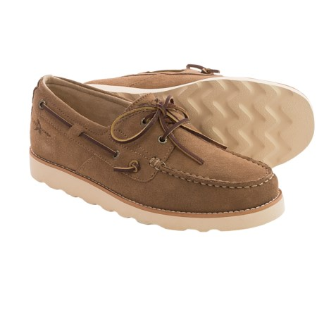 Rugged Shark Wheelhouse Boat Shoes (For Men)