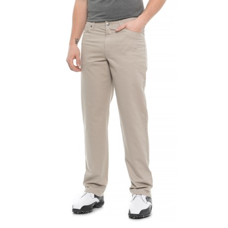16f1ad2e0a Rule 18 by Bobby Jones High-Performance Cotton Stretch Golf Pants (For Men)
