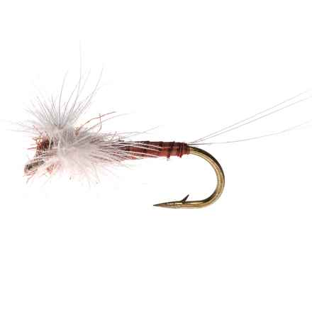 Rusty Biot Body Spinner Dry Fly - Dozen in See Photo - Closeouts