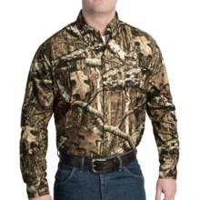 Rutwear EST Dura-Lite Shirt - Long Sleeve (For Men) in Mossy Oak Infinity - Closeouts