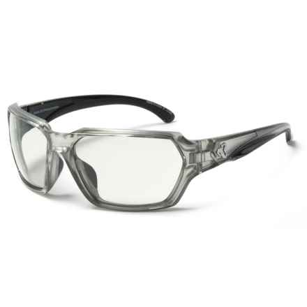 RYDERS EYEWEAR Face Sunglasses - Photochromic (For Women) in Silver/Light Grey Lens - Closeouts