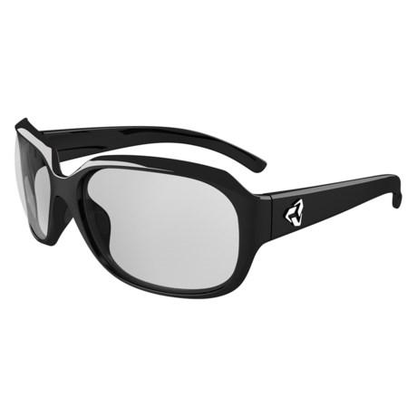 RYDERS EYEWEAR Kira Sunglasses - Polarized, Photochromic Lenses (For Women)