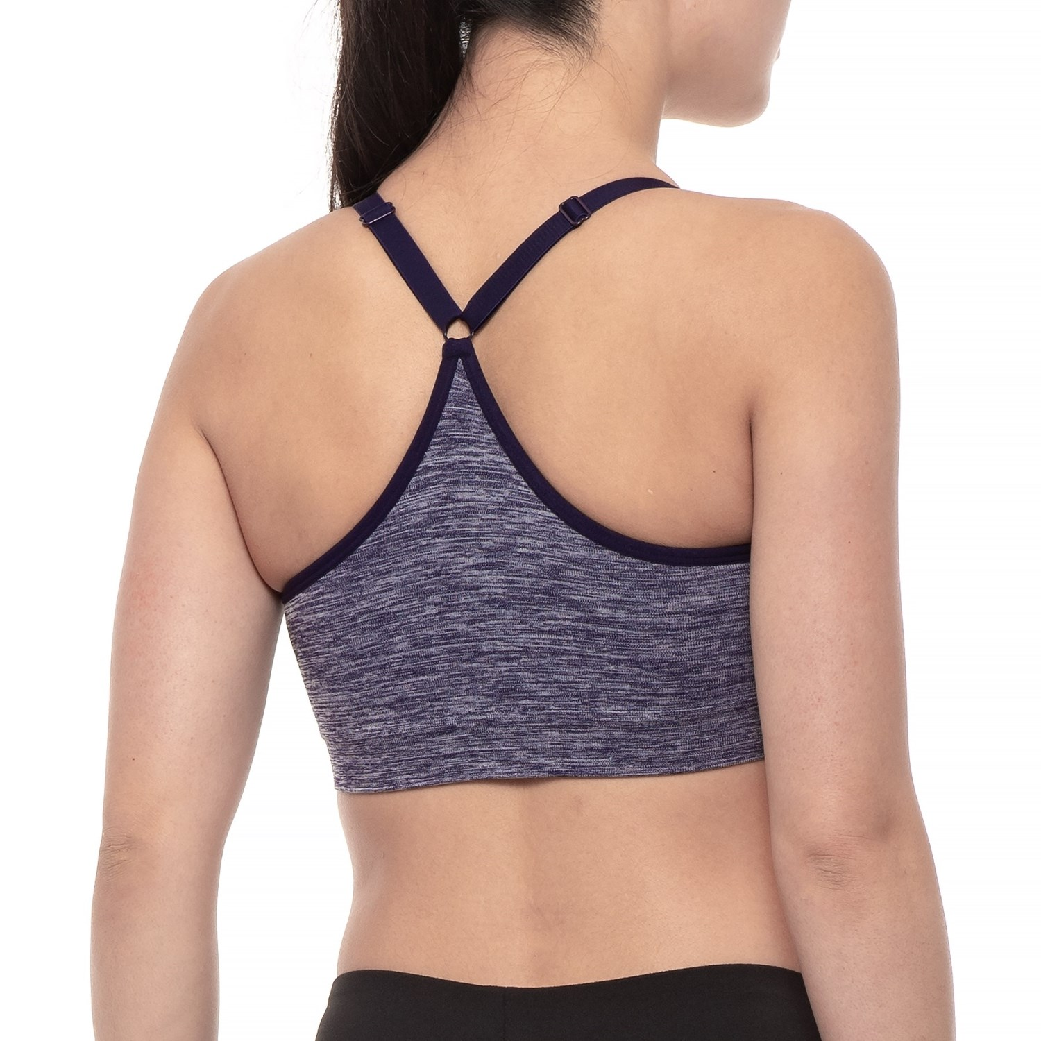 59de7bfb0a16b ryka Adjustable Yoga Back Sports Bra (For Women) - Save 50%