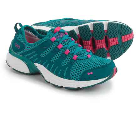Ryka Hydro Sport Training Shoes (For Women) in Blue/Teal - Closeouts