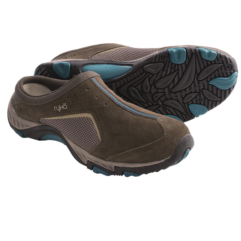 Ryka Teal Shoes Women