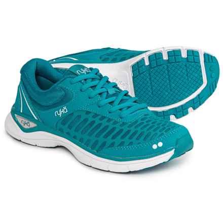 ryka Rae Walking Shoes (For Women) in Enamel Blue - Closeouts