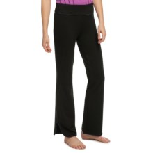 Ryka Reflect Pants - Relaxed Fit (For Women) in Black/Black - Closeouts