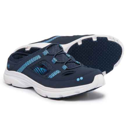 ryka Tisza Mule Sneakers (For Women) in Navy/Blue - Closeouts