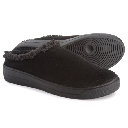 545ee20228c0 ryka Violet Clogs - Leather (For Women) in Black Leather