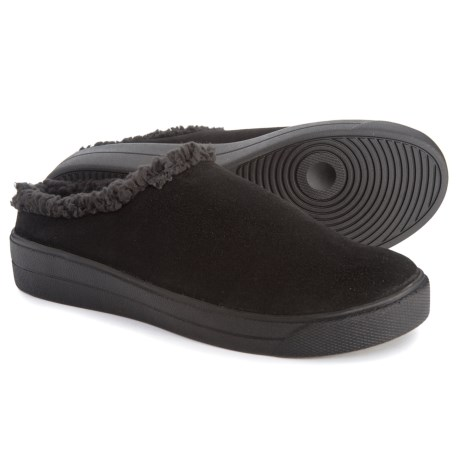 ryka Violet Clogs - Leather (For Women) in Black Leather f7e57a5b6c0