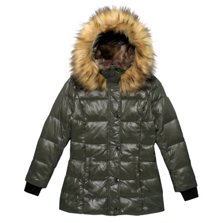 2278e25ae S13 NYC Chelsea Bubble Down Jacket (For Big Girls) - Save 61%