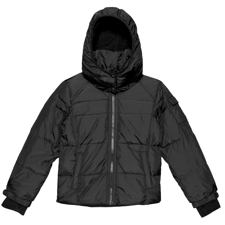 Black S13 Boys Downhill Coat 6