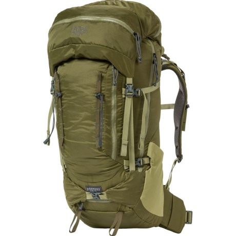 S17 EX Stein 62L Backpack - MOSS (XS )