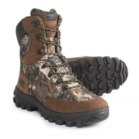 S2V Jungle Hunter Hunting Boots - Waterproof, Insulated (For Men) thumbnail