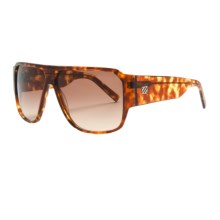 SABRE The Creeper Sunglasses in Tortoise/Bronze Gradient - Closeouts