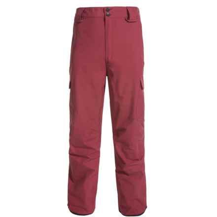 Saga Mutiny Pants - Waterproof, Insulated (For Men) in Maroon - Closeouts