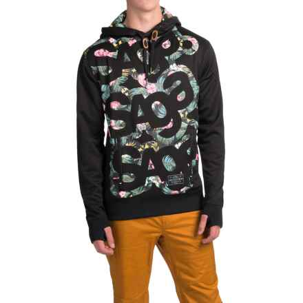 Saga Triple Stack Riding Hoodie (For Men) in Mahalo - Closeouts