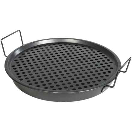 "Sagaform BBQ Pizza Universal Pan - 12-3/4"" in See Photo - Closeouts"