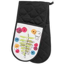 Sagaform Season Double Oven Mitt in Multi - Closeouts