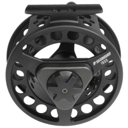 Sage 1850 Fly Fishing Reel - 5-6wt in Black/Charcoal